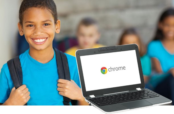 The CTL Education Chromebook